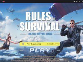 Rules of Survival register