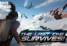 rules of survival gold mode