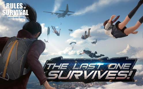 rules of survival apk mod latest