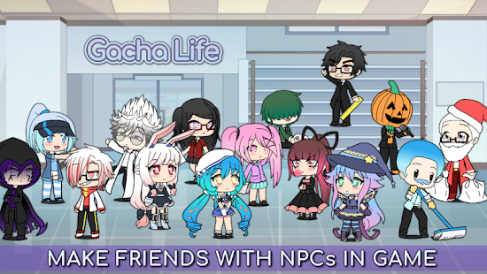 Gacha Life - Download For iPhone & iOS devices - Rules of
